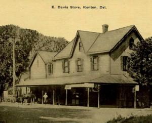 Kenton History