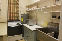 Small Kitchen Available for Full Rentals